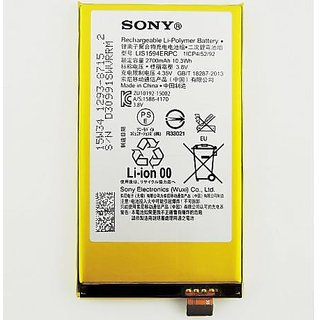 ORIGINAL SONY LIS1594ERPC BATTERY SONY XPERIA Z5 COMPACT/Z5 MINI WITH 2700mAh With 1 month Warantee