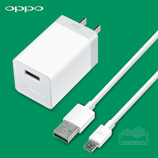 100 Percent Orignal Oppo Adapter Charger With USB Cable For Oppo F1s, A37, A59