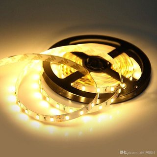 finest selection b64df 0bc59 Led Strip, Cove Light, Rope Light,Ceiling Light Electric 5 metre Driver  Included (Non Waterproof) (warm white)
