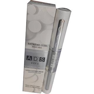 ADS Extreme Curl Mascara 9 ml (Black)