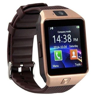 QWERTY DZ09 Smart Watch for MICROMAX CANVAS JUICE 4G