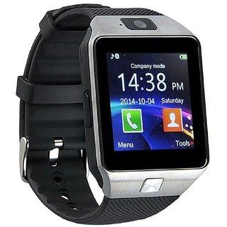 Monitor  Anti-lost Silver Smartwatch
