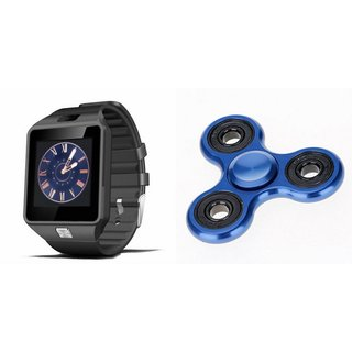CUBA DZ09 Smart Watch & Spinner for HTC DESIRE 620G DUAL SIM