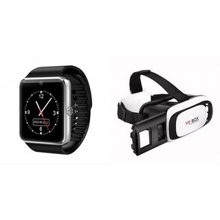 ZEMINI GT08 Smart Watch And VR Box for Oppo A37