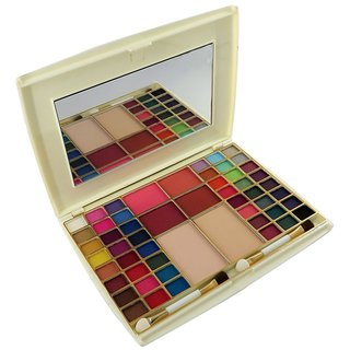 Hilary Rhoda 48 Color Eye shadow + 4 Blusher + 2 Compact Powder
