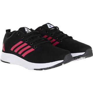Lancer Black Pink Shoes