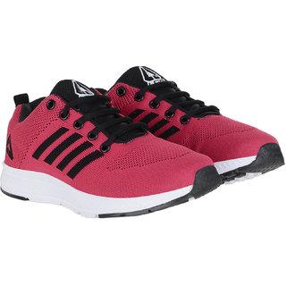 Lancer Pink Black Shoes