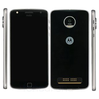 Moto Z Play 32GB (Black) Unboxed