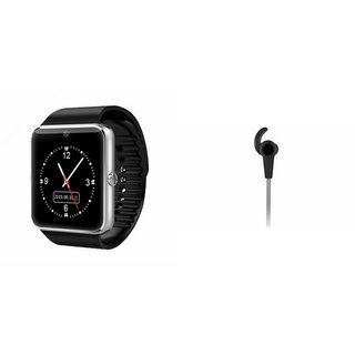 QWERTY GT08 Smart Watch & Reflect Headset for LENOVO k5 note