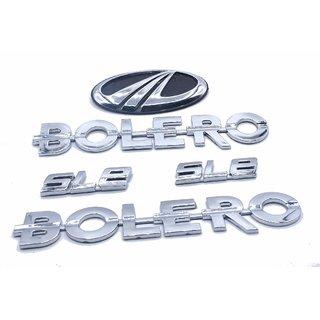 Mahindra Bolero SLE Emblem Kit