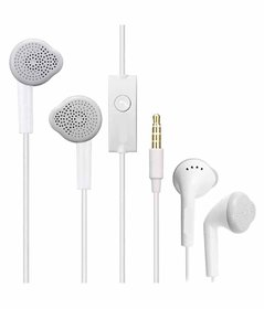 a02acab945c YS Dolby Sound Earphone Headsets with Mic for All Smartphones White Colour.
