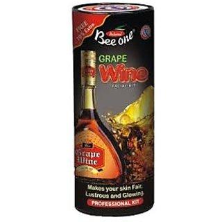 Beeone Grape Wine Facial Kit