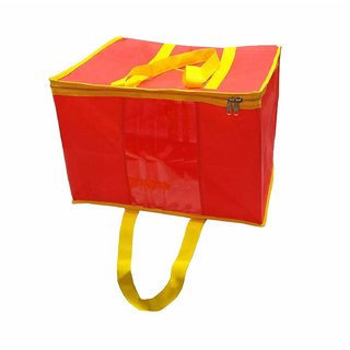 atorakushon Multipurpose Saree cover Storage Bag Non Woven/Bridal Kit Big Size Cloth Wardrobe Organizer Storage Bag
