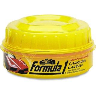 Imported Formula 1 Carnauba Car Wax Paste - 230 GM (Made in USA)