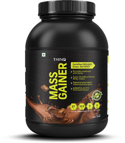 THINQ MASS GAINER 2 Lbs Chocolate Flavour