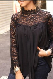 Smart and Stylish Top in full sleeves