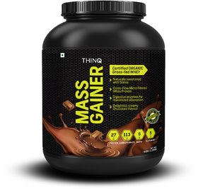 THINQ MASS GAINER 5 Lbs Chocolate Flavour