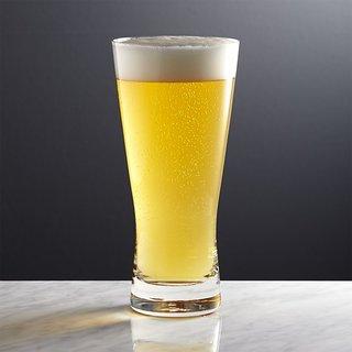 KARTIK  Beer Mug - 400ml, Premium Quality, Beer Glass Mug (Pack of 1)