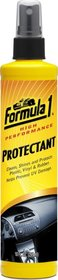Imported Formula 1 Protectant for Car and Home Interiors Dashboard - 295 ML (Made in USA)