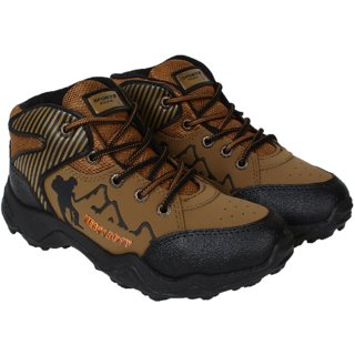 LR Hiking And Trekking Shoes For Men - Comfy And Stylish - Multipurpose