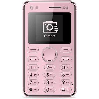 CHILLI C08 Mobile with Camera   1 YEAR BRAND WARRANTY   silver