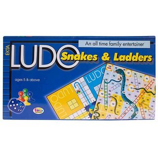 SHRIBOSSJI Ludo Snake N Ladders Board Game best quality Board Game
