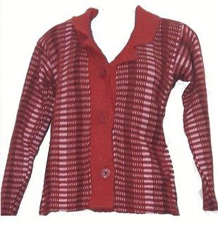 Girls/Ladies Winter Cardigan(Width Size 34)