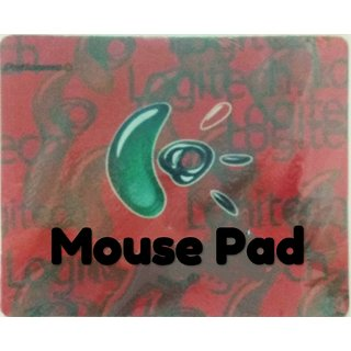 Mouse pad with high quality excellent smoothly Cursor move