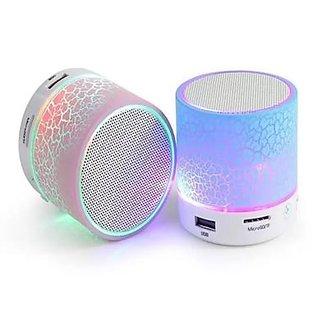 Khulja Simsim Led Magic S10 Portable speaker  Multicolor Bluetooth Speakers