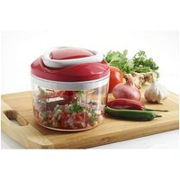 Ganesh Easy Pull 3 In 1 Smart Chopper, Hand Juicer, Bla