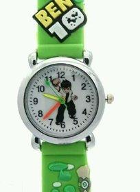 Ben 10 Kids Watch Green By InstaDeal
