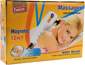 Thrive Proffesional Magnetic 13in1 Body Massager By Kra