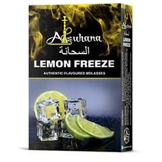 SCORIA Alsuhana LEMON FREEZE Premium Quality Assorted Herbal Hookah Flavour / Molasses Flavours