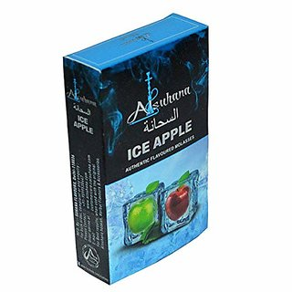 SEGGO Alsuhana ICE Apple Premium Quality Assorted Herbal Hookah Flavour/Molasses Flavours