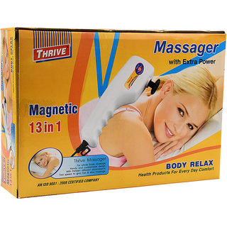Thrive Proffesional Magnetic 13in1 Body Massager By Krasa