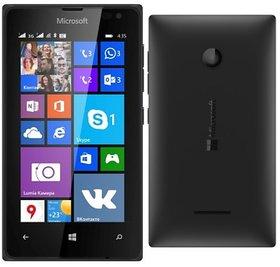 Nokia Lumia 435 (Refurbished) (1 Year Warranty Bazaar Warranty)