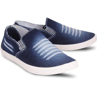 Clymb W-201 Blue Casual Loafer For Men's In Various Sizes