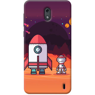 FurnishFantasy Mobile Back Cover for Nokia 2 (Product ID - 1952)