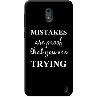 FurnishFantasy Mobile Back Cover for Nokia 2 (Product ID - 1953)