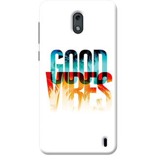 FurnishFantasy Mobile Back Cover for Nokia 2 (Product ID - 1626)