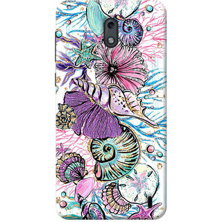 FurnishFantasy Mobile Back Cover for Nokia 2 (Product ID - 1627)