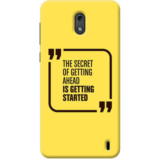 FurnishFantasy Mobile Back Cover for Nokia 2 (Product ID - 1960)