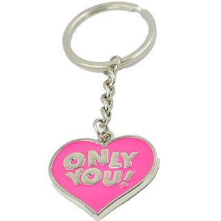 Faynci Love Only You! Key Chain Gifting for Valentine Day/Birthday /Friendship