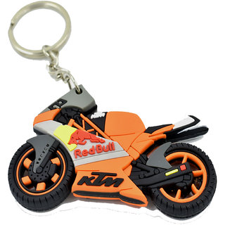 Faynci KTM Bike Red Bull Designer Fashion Key Chain for KTM Lover