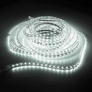 40  Meter     white  Color Slicon LED Strip Light AC 220V SMD 5050 Flexible Waterproof LED  60LEDs/m Ribbon