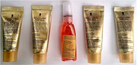 New Sahanaaz hussain Gold Facial Kit