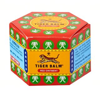 Tiger Balm Strong - Red - 10g (Pack Of 3)