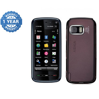 Refurbished NOKIA 5800(1 Year WarrantyBazaar Warranty)