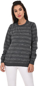 PURYS dark grey swearshirt