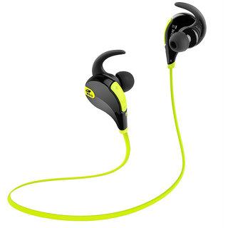 Callmate Bluetooth QY7 Jogger Headphone- Green